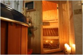 Dom Hotel, Sauna