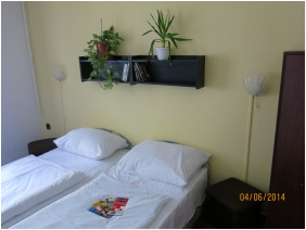 Dominik Pension, Budapest, Double room
