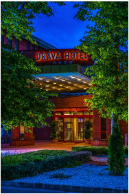 Dráva Hotel Thermal Resort, Épület