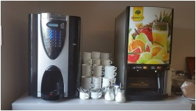 Drive Inn Hotel, Breakfast - Torokbalint