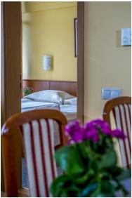 Terrace Suite, Duna Hotel, Paks