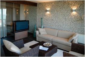 Echo Residence All Suite Hotel - Tihany, Nappali