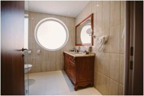Elixir Medical Wellness Hotel, Bathroom - Morahalom
