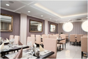 Elixir Medical Wellness Hotel, Morahalom, Restaurant