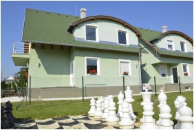 Exterior view, EMAN Apartmenthouse, Buk, Bukfurdo