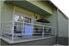 EMAN Apartmenthouse, Terrace - Buk, Bukfurdo