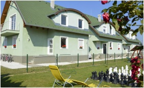 Building, EMAN Apartmenthouse, Buk, Bukfurdo