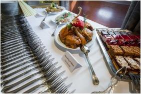 Restaurant - Erzsebet Grand Hotel