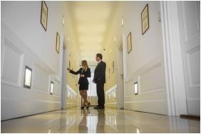 Erzsebet Grand Hotel, Paks, Corridor