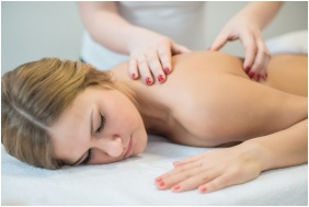 Massage, Erzsebet Grand Hotel, Paks