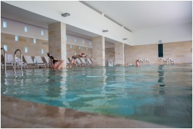 Erzsebet Grand Hotel, Paks, Adventure pool