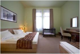 Standard room, Erzsebet Kralyne Hotel, odollo