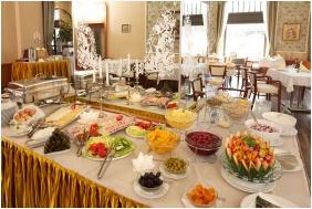 Breakfast, Erzsebet Kralyne Hotel, odollo