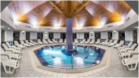 Park Hotel Erzsebet, Adventure pool