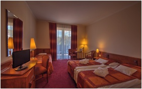 Park Hotel Erzsebet, Twin room