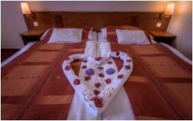 Park Hotel Erzsebet, Paradfurdo, Room interior