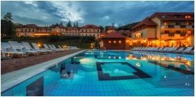 Park Hotel Erzsebet, Sunset