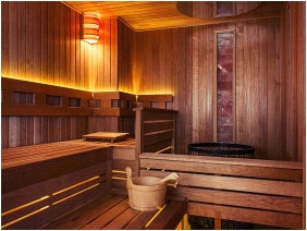 ETO Park Hotel**** Superior Business & Stadium, Finnish sauna