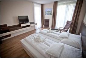 Twin room, Hotel Ezusthid, Veszprem