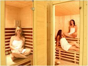 Hotel Ezusthid, Sauna - Veszprem