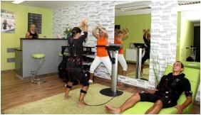 Fitness room - Hotel Ezusthid