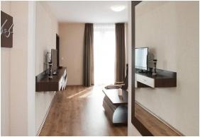 Hotel Ezusthid, Veszprem, Twin room