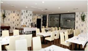 Restaurant, Hotel Ezusthid, Veszprem