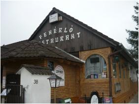 Étterem - Fehérló Vendégház