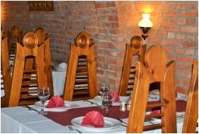 Restaurant, Hotel Fodor Halaszcsarda, Ğyula