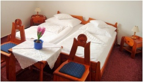 Comfort double room, Hotel Fodor Halaszcsarda, Ğyula