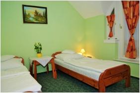 Fodor Hotel Halászcsárda, Gyula, Comfort kétágyas szoba