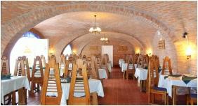 Hotel Fodor Halaszcsarda, Restaurant - Ğyula