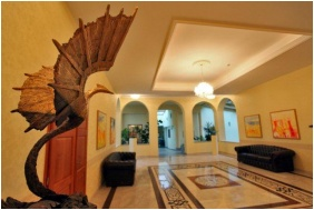 Lobby - Fonix Medical Wellness Resort