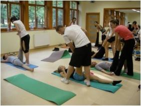 F�nix Kast�lyszanat�rium �s Eg�szs�ghotel, Fitness terem