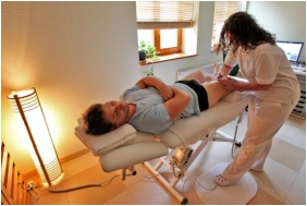 Fonix Medical Resort Hotel, Nogradgardony, Massage