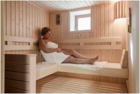 Sauna - Fonix Medical Wellness Resort