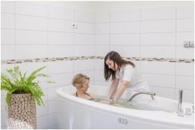 Főnix Medical Wellness Resort, Víz alatti masszázs