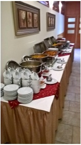 Restaurant, Fonix Medical Wellness Resort , Nogradgardony