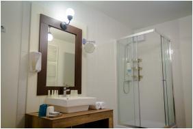 Fresh Hotel****, berendezés - Siófok