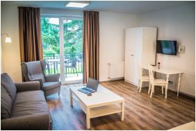 Fresh Hotel****, szobabelső - Siófok