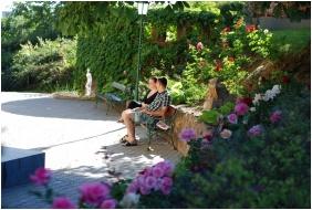 Belső kert - Fried Kastély Szálloda és Étterem