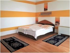 Comfort kétágyas szoba