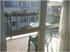 Prima Villa 2 - Gambrinusz Prima Apartman, Nyitott terasz - Hajdúszoboszló