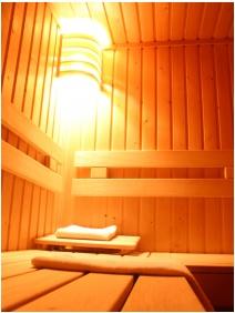 Fınnısh sauna, Ğastland M1 Hotel, Paty