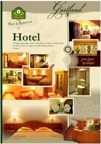 Gastland M1 Hotel, Recepció környéke - Páty
