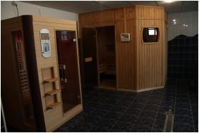 Gastland M0 Hotel, Sauna