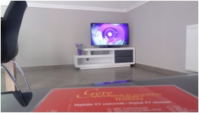 Gere Art Apartman, Nappali - Harkány