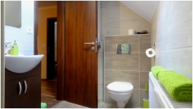 Fürdőszoba, Gere Art Apartman, Harkány