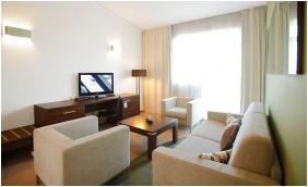 Family apartment, Globall Hotel, Telki
