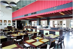 Globall Hotel, Restaurant